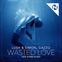 Lush & Simon, Gazzo feat. Robbie Rosen - Wasted Love